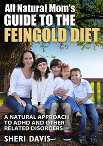 """All Natural Mom's Guide to the Feingold Diet"" at Amazon"